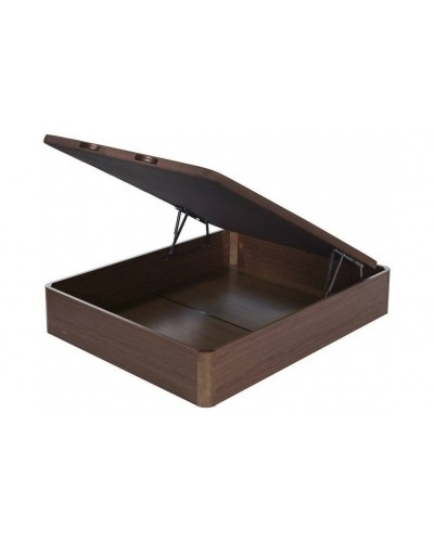 Canapé abatible madera FLEX 25 Wengue - Tapa 3D