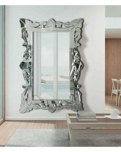 Espejo vestidor veneciano decorativo diseño 1362-2845