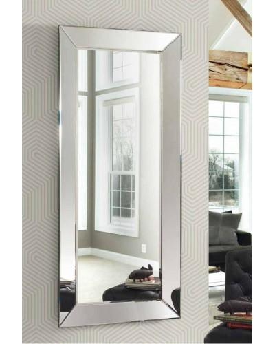 Espejo decorativo rectangular diseño 1362-2907