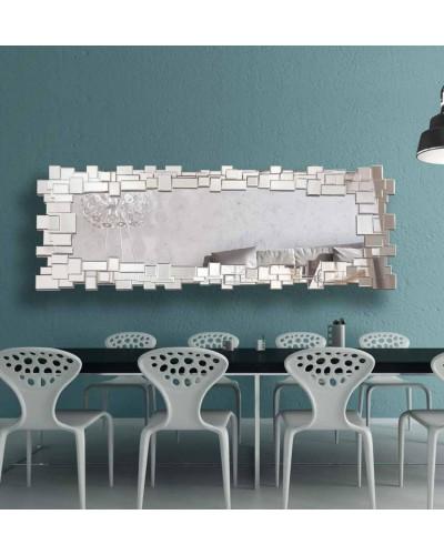 Espejo decorativo rectangular diseño 1362-1120