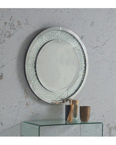 Espejo decorativo redondo diseño 1362-2528