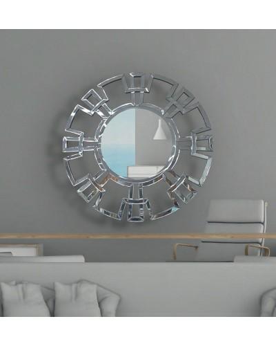 Espejo decorativo redondo diseño 1362-2452