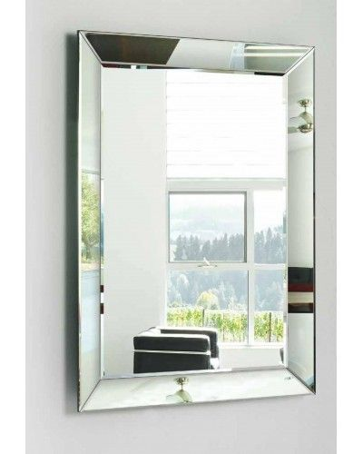 Espejo decorativo rectangular diseño 1362-550