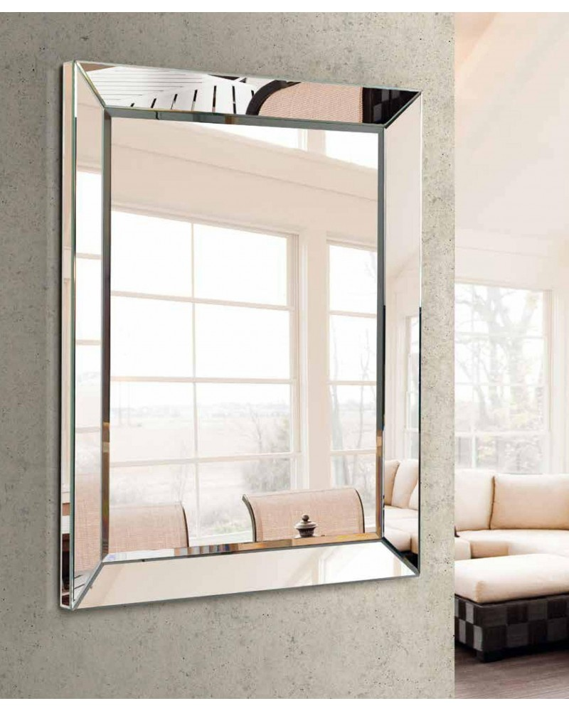 Espejo decorativo rectangular diseño 1362-1779