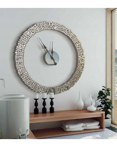 Reloj espejo pared redondo diseño 1362-2921