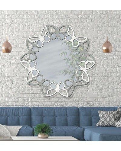 Espejo decorativo redondo diseño 1362-971