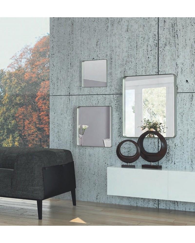 Espejo decorativo cuadrado diseño 1362-970