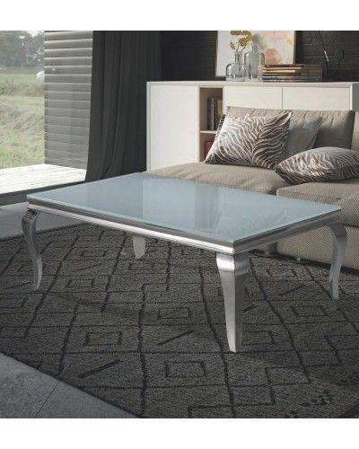 Mesa centro metalica moderna vintage diseño 1362-780
