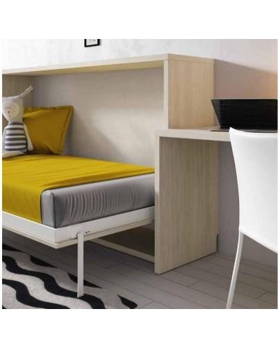 Cama abatible dormitorio juvenil infantil 224-402