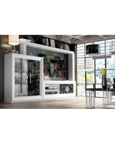 Mueble comedor moderno diseño lacado 397-SP01
