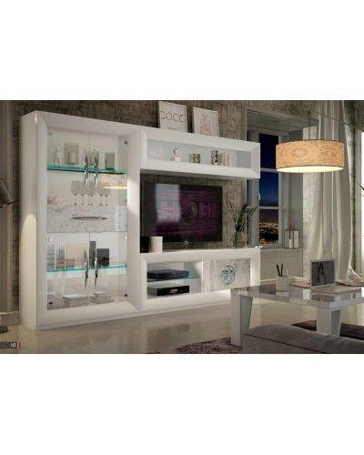Mueble comedor moderno diseño lacado 397-SP05