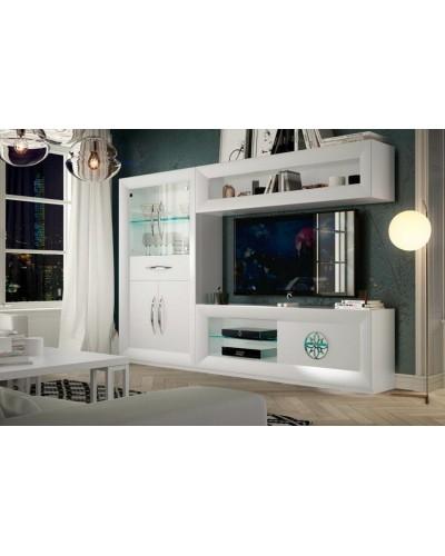 Mueble comedor moderno diseño lacado 397-SP07