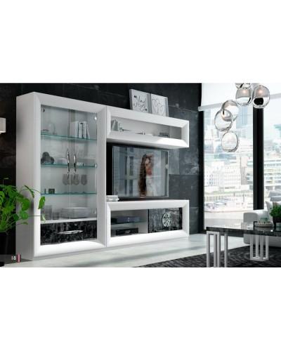 Mueble comedor moderno diseño lacado 397-SP10