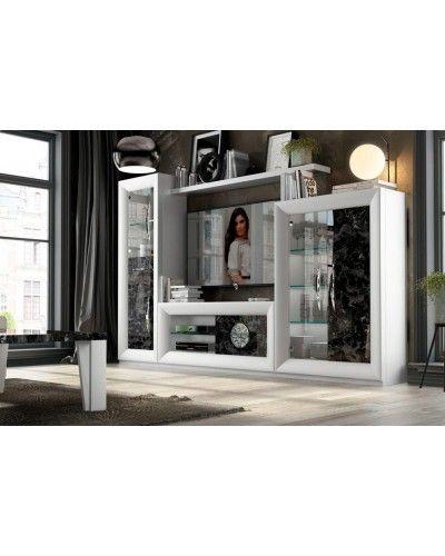 Mueble comedor moderno diseño lacado 397-SP11