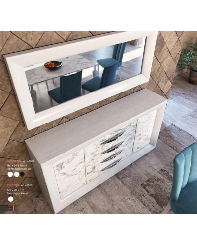 Mueble aparador moderno diseño lacado 397-SP19