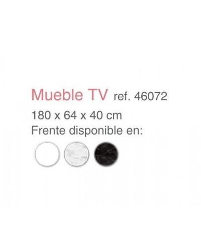 Mueble TV moderno diseño lacado 397-SP24