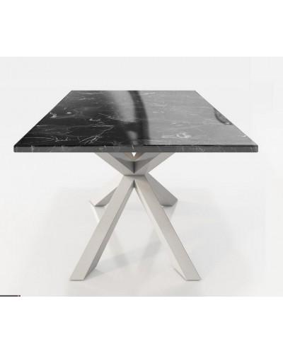 Mesa comedor moderna fija lacado 397-SP21