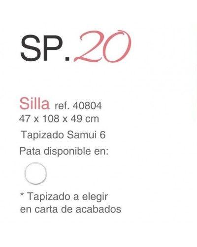 Silla comedor moderna diseño 397-SP20