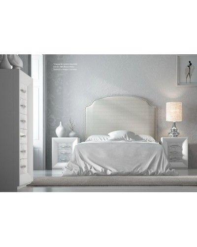 Dormitorio matrimonio moderno lacado diseño 397-SP29