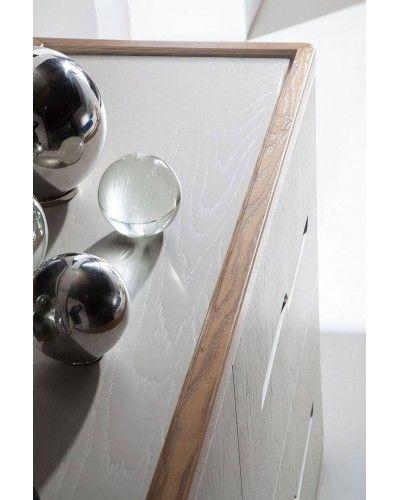 Cómoda moderna con espejo diseño 218-346-383