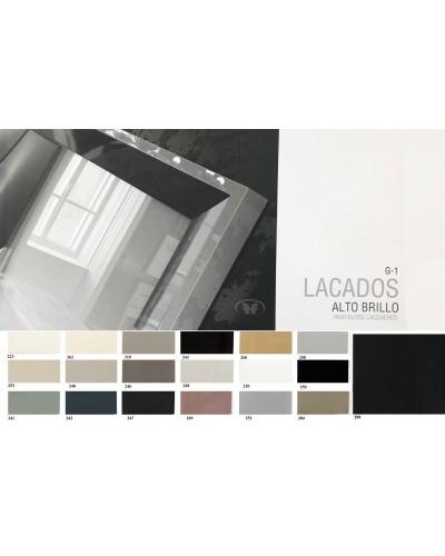Recibidor moderno lacado alta calidad 397-AZ38