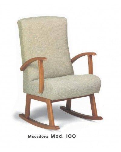 Mecedora sillon moderna 46-100