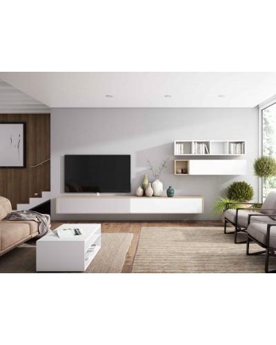 Mueble comedor moderno diseño 270-i12 - Opción A 270-i12-COM-A