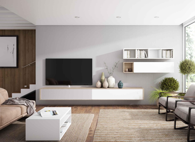 Mueble comedor moderno diseño 270-i12| Mobles Sedaví