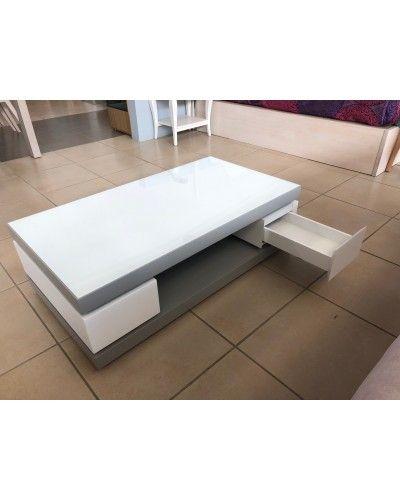 Mesa de centro moderna elevable diseño 1010-266 A