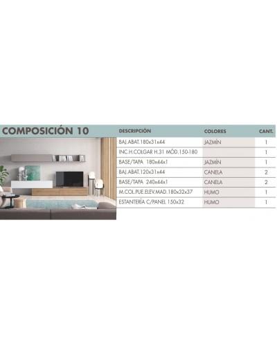Mueble comedor moderno diseño 270-i10