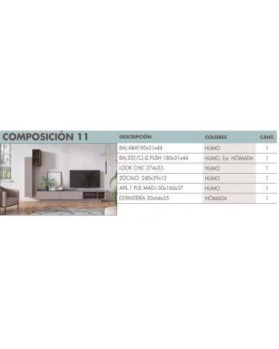 Mueble comedor moderno diseño 270-i11