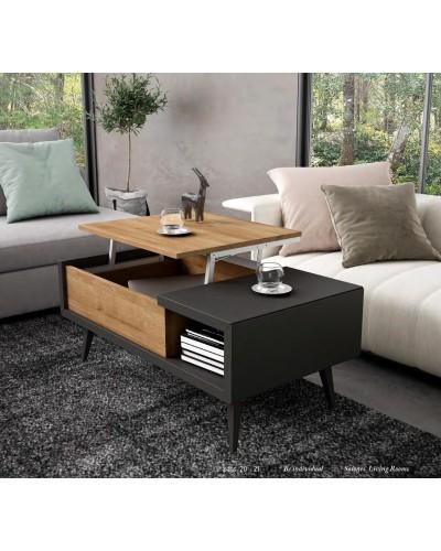 Mesa centro moderna diseño 270-i4252