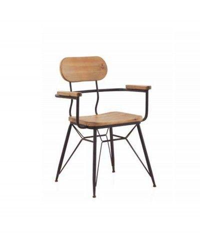 Sillon comedor vintage industrial 1350-8701