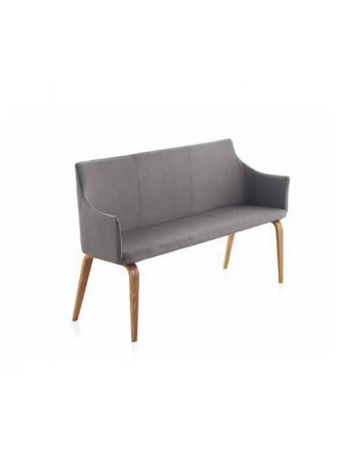 Sofa-banqueta nórdico vintage 1350-8328