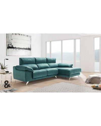 Sofa chaise longue moderno 796-04