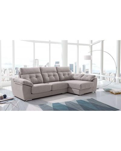 Sofa chaise longue moderno 796-06