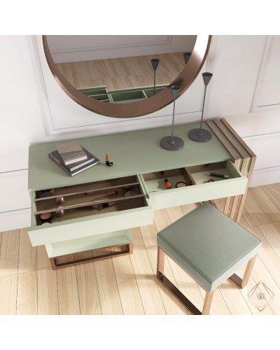 Tocador de maquillaje dormitorio diseño 397-NB06
