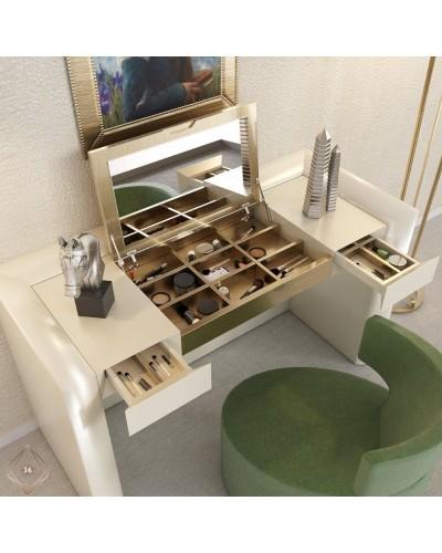 Tocador de maquillaje dormitorio diseño 397-NB14