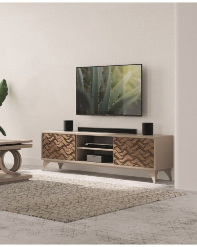 Mueble TV moderno diseño 194-3023