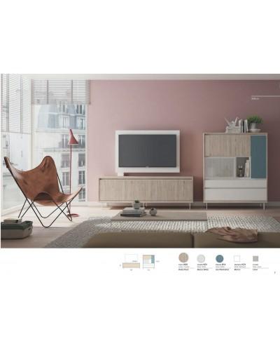Mueble comedor moderno diseño 301-K01