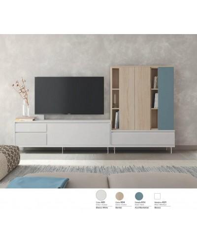 Mueble comedor moderno diseño 301-K04