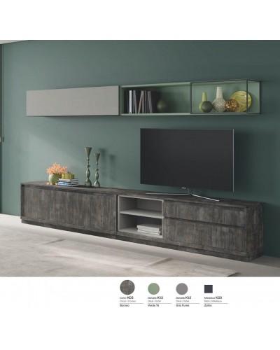 Mueble comedor moderno diseño 301-K06
