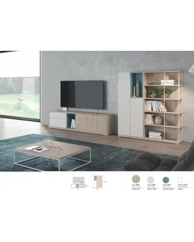 Mueble comedor moderno diseño 301-K07