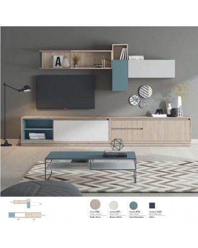 Mueble comedor moderno diseño 301-K09