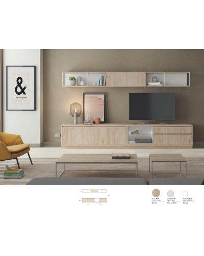 Mueble comedor moderno diseño 301-K11