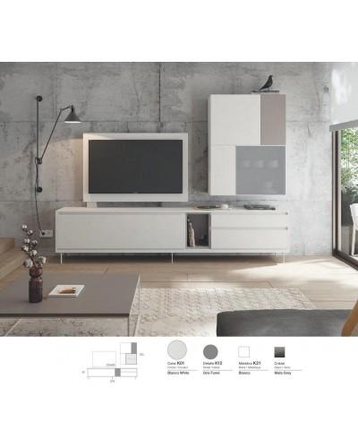 Mueble comedor moderno diseño 301-K12
