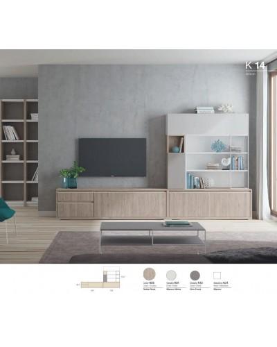 Mueble comedor moderno diseño 301-K14