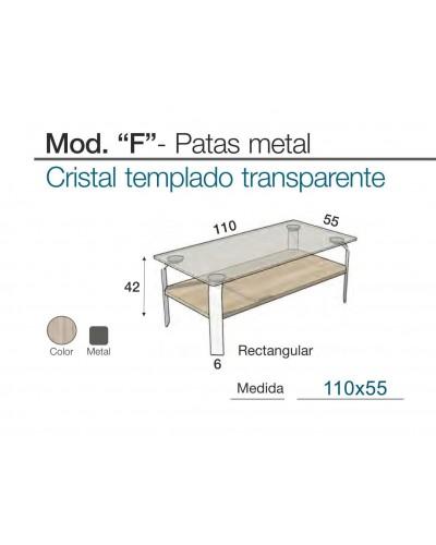 Mesa centro moderna diseño 301-kF1
