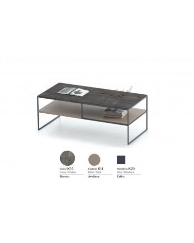 Mesa centro moderna diseño 301-kL1