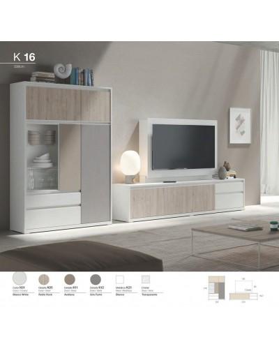 Mueble comedor moderno diseño 301-K16